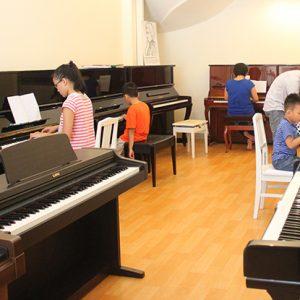 DẠY ĐÀN PIANO